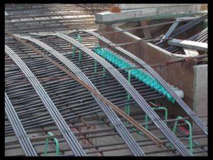Concrete Scanning - PT Cables