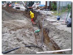 Subsurface Utility Engineering - Trenching